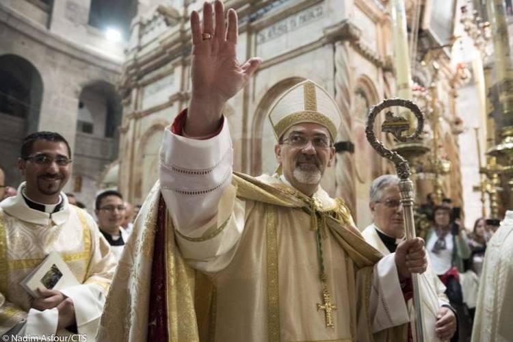 Arcybiskup Pierbattista Pizzaballa OFM nowym patriarchą łacińskim Jerozolimy