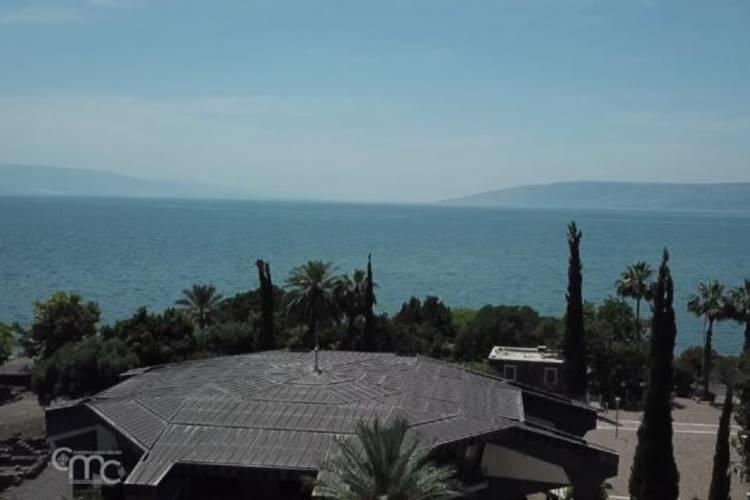 Kafarnaum: Święto obecności, nauczania i cudów Jezusa Chrystusa