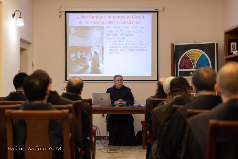 Nazaret – spotkanie formacji ciągłej dla gwardianów sanktuariów Kustodii Ziemi Świętej