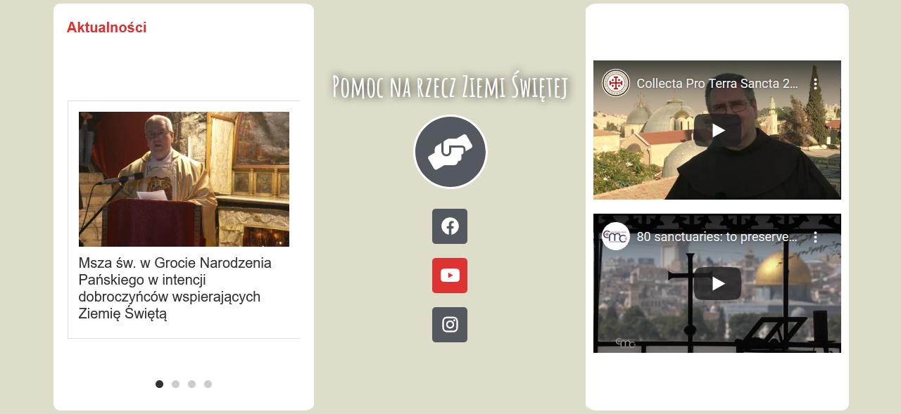Podziel się swoimi wspomnieniami z pielgrzymki na Instagramie