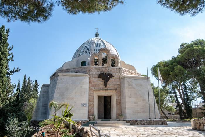 Beit Sahour: miejsce, w którym anioł Pański zwiastował pasterzom dobrą nowinę