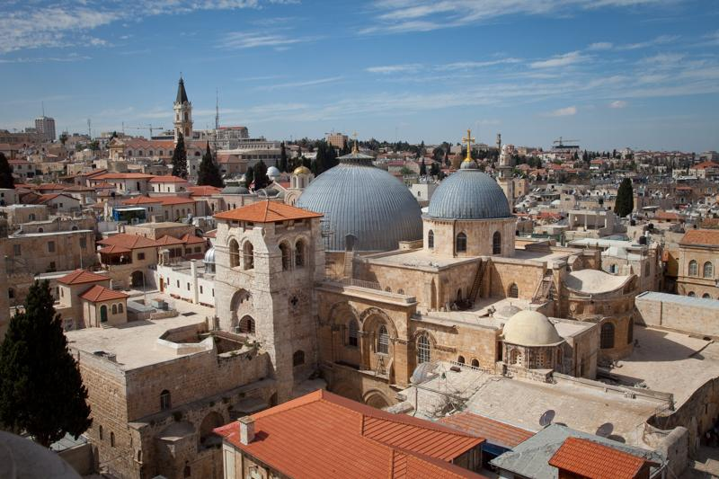 Patriarchowie Jerozolimy i głowy Kościołów przesyłają orędzie na Uroczystość Bożego Narodzenia roku Pańskiego 2020