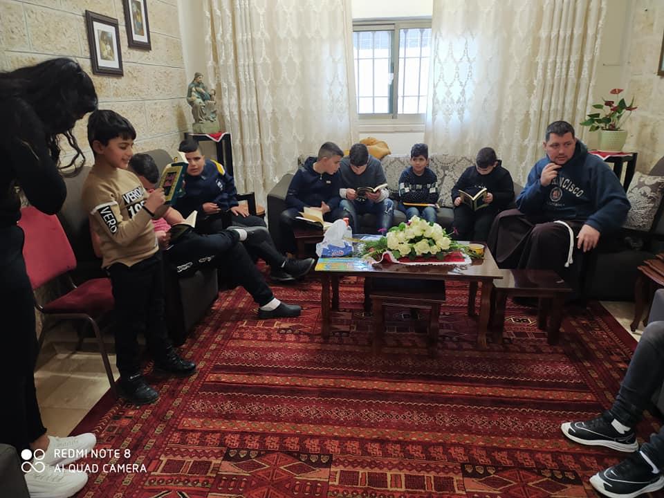 Dom Dziecka w Betlejem: być rodziną nawet w czasie pandemii