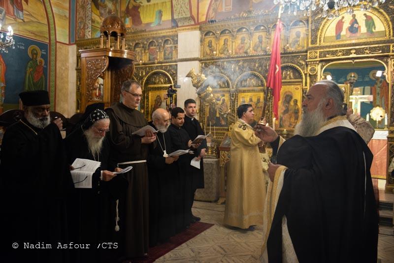 Tydzień Modlitw o Jedność Chrześcijan 2021 w Jerozolimie