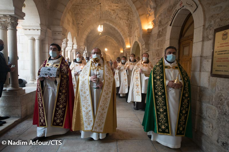 Betlejem: Uroczystość Objawienia Pańskiego