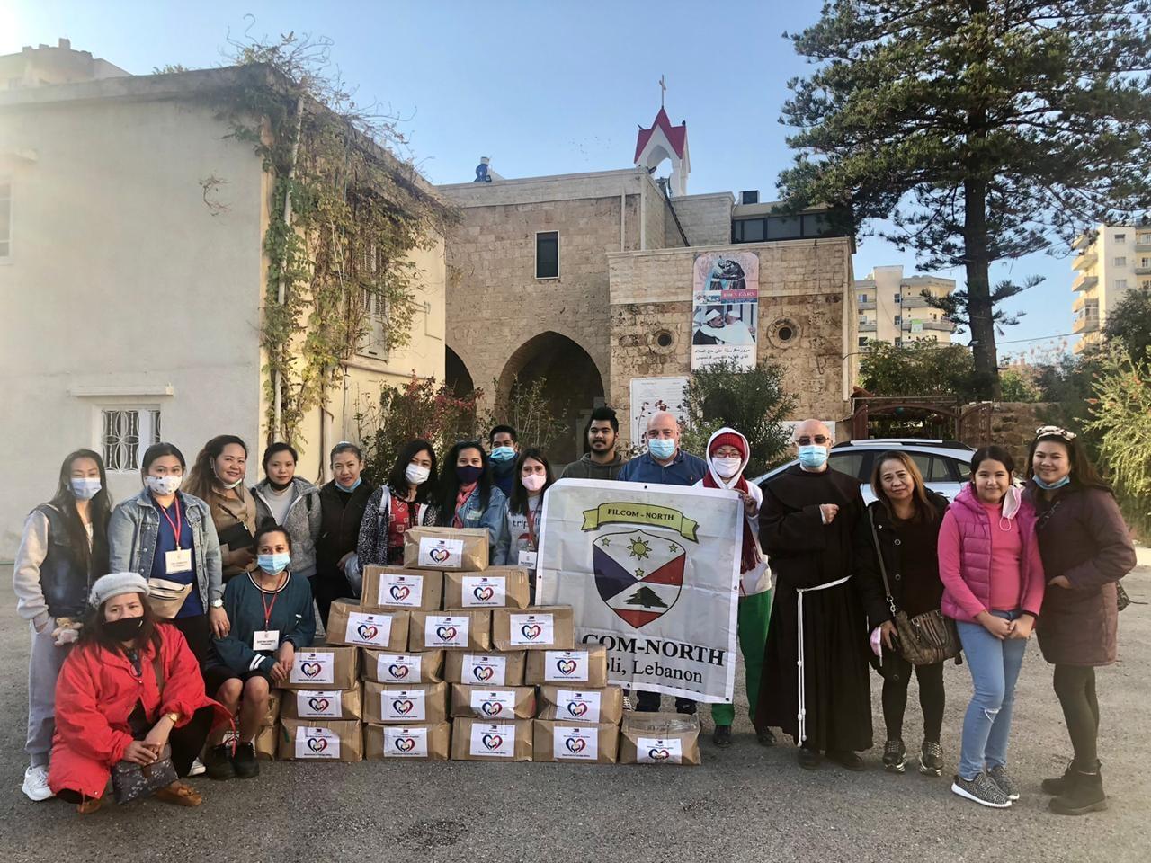 Trypolis Al-Mina: długa historia służby na rzecz lokalnej społeczności
