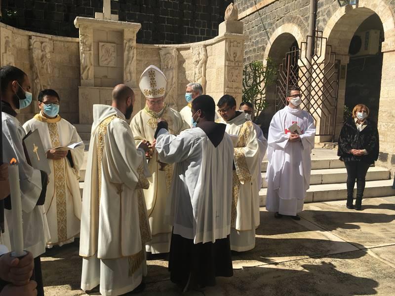 Tyberiada: Święto Katedry św. Piotra