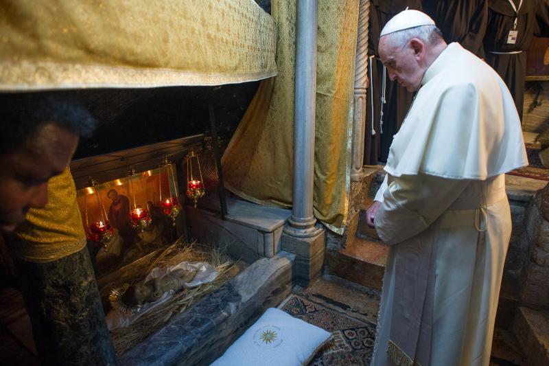 List Ojca Świętego Franciszka z okazji 600-lecia powołania Komisarzy Ziemi Świętej