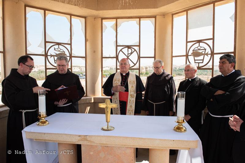 List kardynała Leonardo Sandri z okazji zbliżającej się kolekty na Boży Grób (Pro Terra Sancta 2021)
