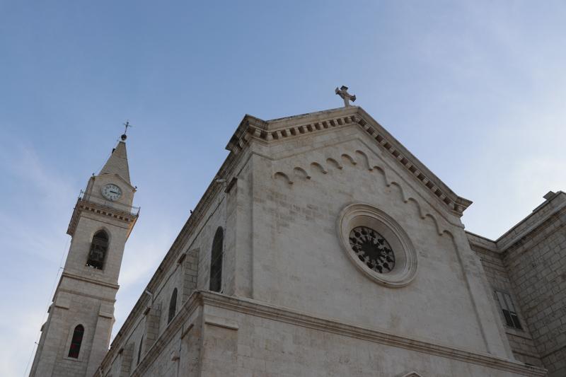 Parafia pod wezwaniem św. Józefa z Arymatei i św. Nikodema w Ramle