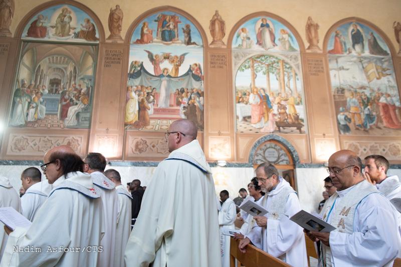 Read more about the article Ain Karem: Święto Nawiedzenia Najświętszej Maryi Panny