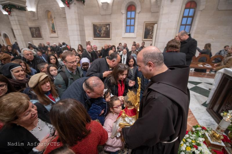 You are currently viewing Betlejem – parafia franciszkańska wspiera najuboższych