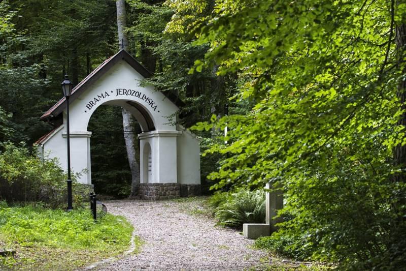 Uroczystości odpustowe na Kalwarii Wejherowskiej