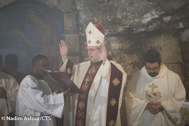 Wspomnienie św. Józefa Rzemieślnika w Betlejem